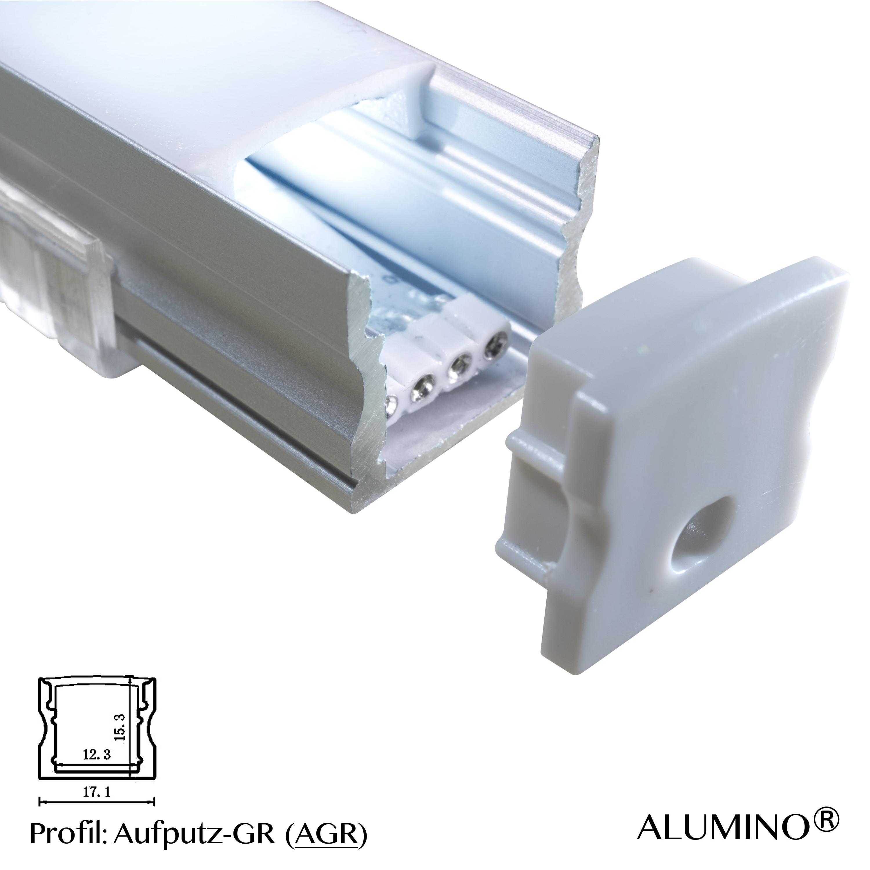 Nuevo anod aluminio perfil listones carriles accesorio - Listones de aluminio ...
